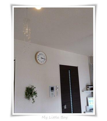 リキクロックと我が家の壁掛け時計たち