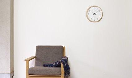 見やすい掛け時計の場所とは?
